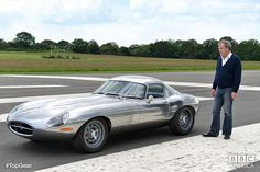 "The Jaguar Eagle Low Drag GT is ""too incredible for words."" #TopGear"
