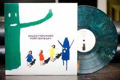 shugo tokumaru port entropy vinyl