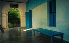 Blue by Gouravmoy Mohanty on 500px