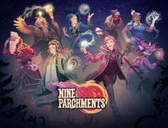 Nine Parchments brings magical mayhem to Xbox One, PS4, Switch and PC this Holiday Developers Frozenbyte recently announced that their co-operative blast 'em up game, Nine Parchments, will be releasing this Holiday. Want to know more about the magical adventure that it's expected to deliver? http://www.thexboxhub.com/nine-parchments-brings-magical-mayhem-xbox-one-ps4-switch-pc-holiday/