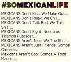 So Mexican Life..