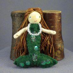 Mermaid bendy doll  | Flickr - Photo Sharing!  Dannielle