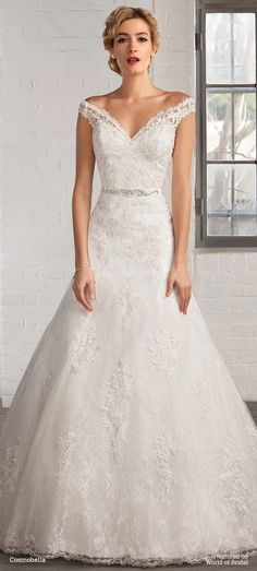 Cosmobella 2016 Wedding Dress