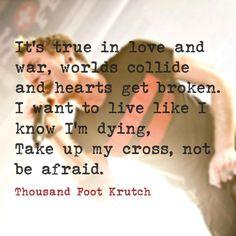 War of Change-Thousand Foot Krutch