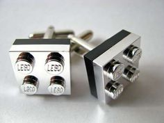Adorable LEGO Accessories - The Cutebricks LEGO Jewels are a Building Block Dream (GALLERY)