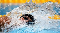 Ryan Lochte ~ Gold ~ Men's 400m Individual Medley ~ July 28, 2012