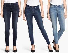 H&M Just Launched Affordable Shapewear Denim | Brit + Co