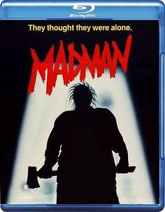 Madman Blu-ray - BUY NOW ONLY 16.38