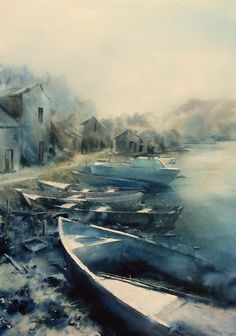 David Chauvin WATERCOLOR