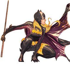Batgirl - Dustin Nguyen
