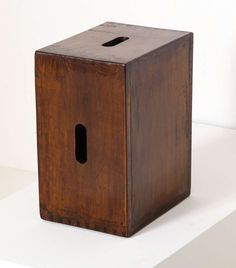 Le Corbusier | Cube stool | Maison du Bresil
