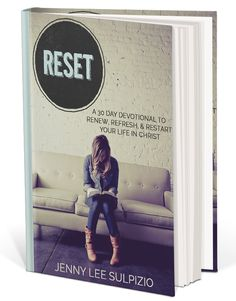 "FREE! For a limited time, ""Reset""--a 30 day devotional (and companion guide to ""For the Love of God: A Woman's Guide to Finding Faith and Getting Grace"") is completely FREE on Amazon. GRAB IT!!! #Godsgirl #IamHis"