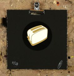 Nelly Duff • gallery & shop • the toaster • gold classics 3