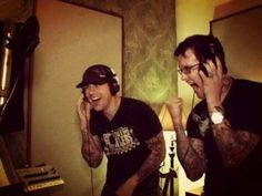 Little Piece Of Heaven. Jimmy The Rev Sullivan and Matt M.Shadows Sanders. A7X.