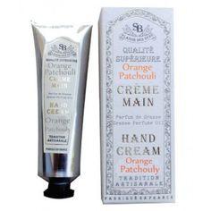 Crème mains Orange Patchouli Un été en Provence