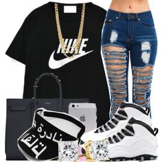 """...And Then There Was You"" by dope-madness on Polyvore"