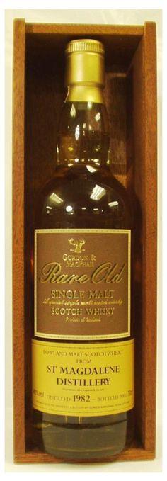 Whisky merchants: St Magdalene Scotch Whisky