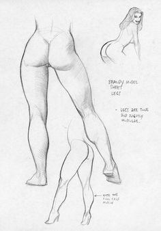 AnatoRef — Drawing Beautiful Women, by Frank Cho