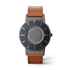 Eone Bradley Voyager Cobalt Watch Leather Band by Eone Unusual Watches, Amazing Watches, Beautiful Watches, Cool Watches, Watches For Men, Modern Watches, Men's Watches, Fashion Watches, Skeleton Watches