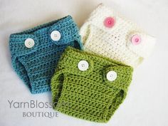 free crochet pattern for baby diaper cover   CROCHET Baby PATTERN Diaper Cover with BONUS Pom-Pom bunny/bear tail ...