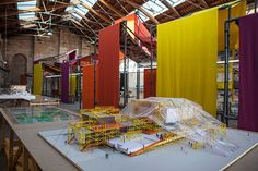 at the 2016 venice architecture biennale, urban-think tank (U-TT) and baier bischofberger have presented a new exhibition entitled 'sarajevo now'. Venice Biennale, Museum Exhibition, Urban, Architecture, Presents, Design, Management, Models, Google Search
