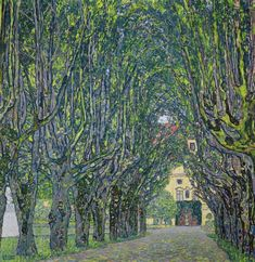 Gustav Klimt and the Color Green - Get Inspired