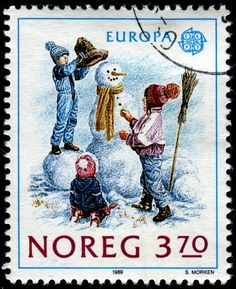 Snowmen on Stamps - Stamp Community Forum - Page 2