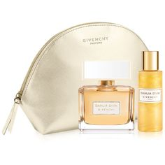 Givenchy Dahlia Divin Gift Set (34 KWD) ❤ liked on Polyvore featuring beauty products, gift sets & kits, no color, givenchy and eau de perfume