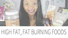5 Fave High Fat, Fat Burning Foods