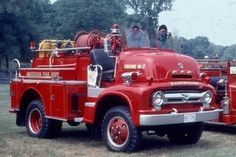 Old COE 4x4/Dually PumpTruck