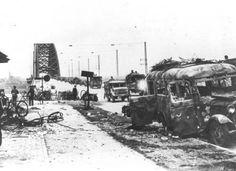 Bevrijding Arnhem. 01-01-1945