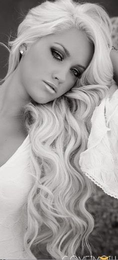 Blonde Indian Remy Premium Curly Full Lace Wig 22-24 inches!!
