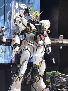 Check out the latest Gunpla Gundam News here. Metal Structure, Gundam Model, Three Dimensional, Master Chief, Tokyo, Animation, Texture, Models, Closet