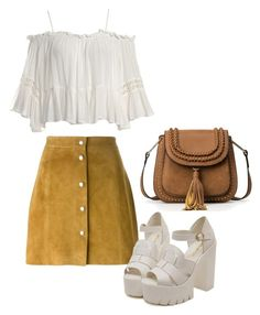 """""""Untitled #114"""" by vanessaaguerraa on Polyvore featuring IRO and Sans Souci"""