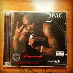 2Pac - All Eyez on Me / #DeathRow http://jsdk.pl #Tupac #2Pac #TupacShakur #Rap #Music