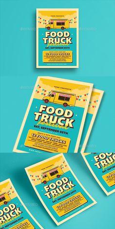 Typographie Food Truck