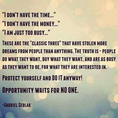 Isn't this just so true?    All of us, myself included, hear this on a regular basis.  Some people take a little more to be inspired to change their lives.  Stepping out of your comfort zone is huge and scary!    But so worth it. #whatif #RF #RodanandFields #BusinessRedefined #AskMeHow