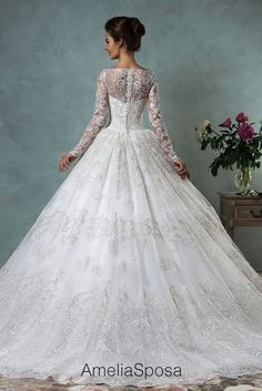 Wedding dress Diana - AmeliaSposa