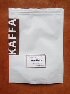 Kaffa - Don Mayo (Costa Roca/Tarrazu)