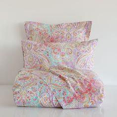 PAISLEY PRINT BED LINEN - Bed Linen - Bedroom   Zara Home Sweden