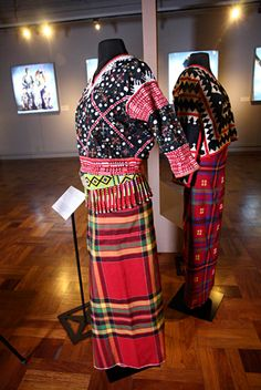 Hibla ng Lahing Filipino: The Artistry of Philippine Textiles Philippines Outfit, Philippines People, Philippines Culture, Filipino Culture, Culture Clothing, Filipiniana, Muslim Dress, Ancestry, Textile Art