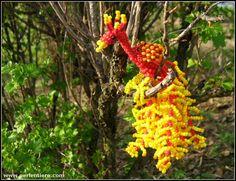 Beads Animals and more ... * Jalailas pearls wildlife * patteern