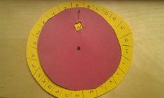 Code wheel_1 - Dectective Badge