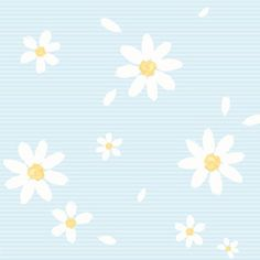 He Loves Me behang Pajama Party Wallquest He Loves Me, Pajama Party, Baby Room, Pajamas, Wallpaper, My Love, Red Daisy, Texture, Flowers