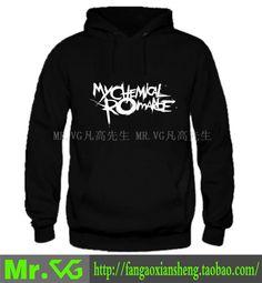 MCR hoodie!!!!!!
