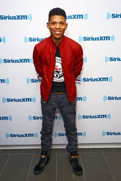 Bryshere Gray is so cute and he is my biggest fan