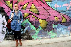 Sonia Rakchaev taken by Aldona Barutowicz Ignite - Summer Block Party – June 21 - pivot.glenbow.org Block Party, Street Artists, Calgary, June, Street Style, Urban, Summer, Summer Time, Urban Taste