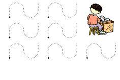 EL BAÚL DE LA SEÑO elbauldelasenyo.wordpress.com Crafts For Kids, Snoopy, Kids Rugs, Album, Fun, Fictional Characters, Tracing Lines, School Ideas, Daisy