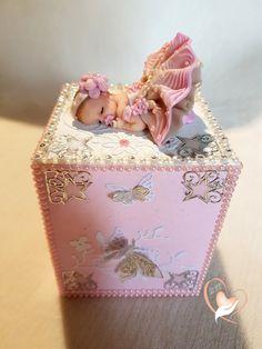 Tirelire bébé fille rose au coeur des arts - Enfants - Au coeur des Arts