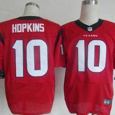 deandre hopkins battle red jersey